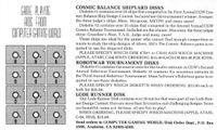 Video Game: The Cosmic Balance: Shipyard Data Disk