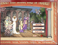 Video Game: Dangerous High School Girls in Trouble
