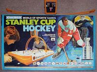 Board Game: Rod Hockey