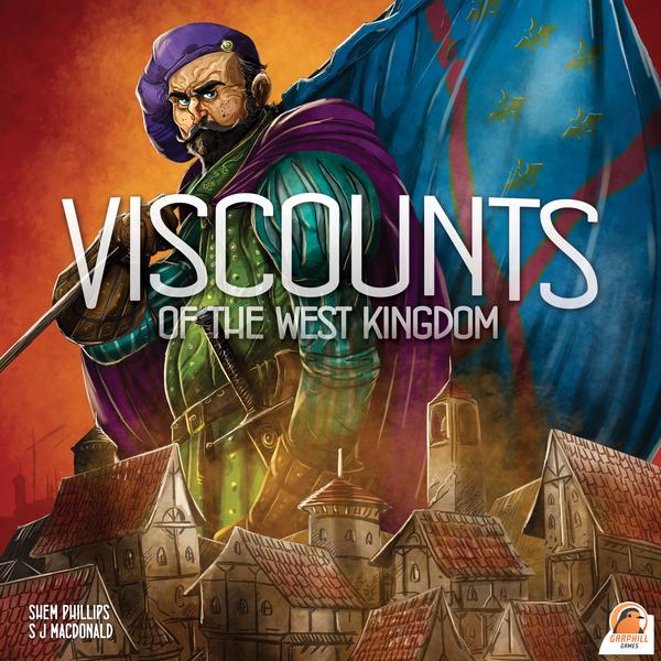 Viscounts Cover Art