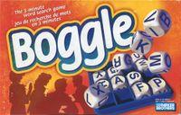 Board Game: Boggle