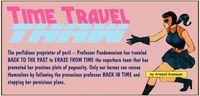 RPG Item: Time Travel Thaw