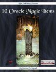 RPG Item: 10 Oracle Magic Items