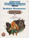 RPG Item: MC10: Monstrous Compendium, Ravenloft Appendix