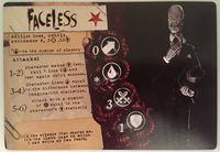 Board Game: Lobotomy: Faceless Expansion