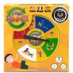 Board Game: Yoga Spinner