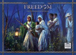 Freedom: The Underground Railroad boardgame