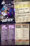 "RPG Item: City of Mist Playbook: ""Baby New"""
