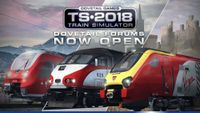 Video Game: Train Simulator