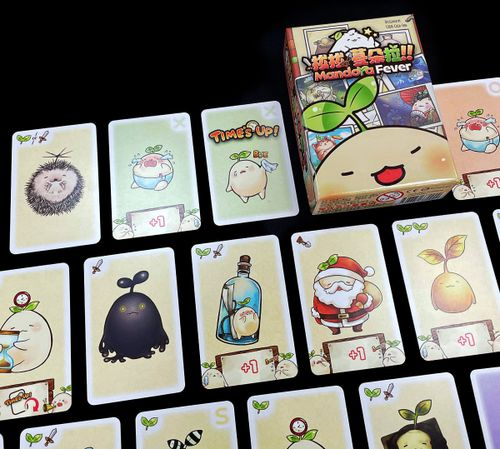 Board Game: Mandora Fever