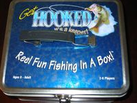 Board Game: Get Hooked