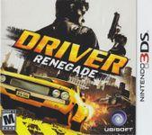 Video Game: Driver: Renegade 3D