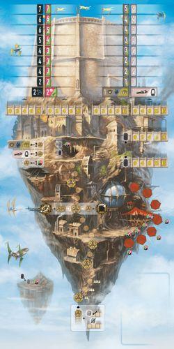 Board Game: Noria