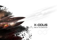 Board Game: X-ODUS: Rise of the Corruption