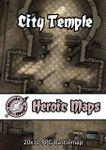 RPG Item: Heroic Maps: City Temple