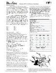 RPG Item: Nefarious NPC's #4: Klersyx Gnawbones