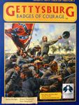 Board Game: Gettysburg: Badges of Courage