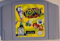 Video Game: Tonic Trouble