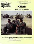 Board Game: Chad: The Toyota Wars, 1979-1988