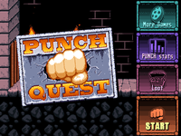 Video Game: Punch Quest