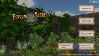 Video Game: Ferrum's Secrets