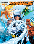 Board Game: DC Comics Deck-Building Game: Crossover Pack 5 – The Rogues