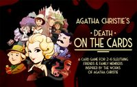 Board Game: Agatha Christie: Death on the Cards