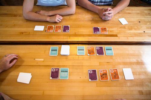 Board Game: Roadkill Rivals