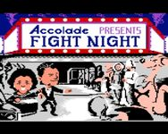 Video Game: Fight Night