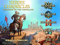 Video Game: Heroes Chronicles: Warlords of the Wasteland