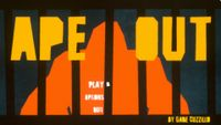 Video Game: Ape Out