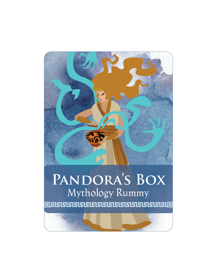 Mythology Rummy: Pandora's Box