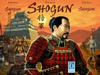 Board Game: Shogun