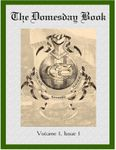 Issue: The Domesday Book (Volume 1, Issue 1 - Apr 2008)