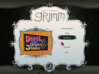 Video Game: American McGee's Grimm: Episode 7 – The Devil and His Three Golden Hairs