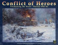 Board Game: Conflict of Heroes: Awakening the Bear! – Russia 1941-42