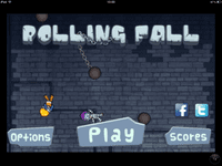 Video Game: Rolling Fall