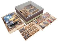 Board Game Accessory: Star Wars: Imperial Assault – Imperial Organizer