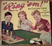 "Board Game: ""Ring 'em!"""