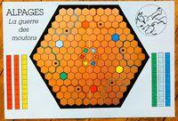 Board Game: Alpages: La guerre des moutons