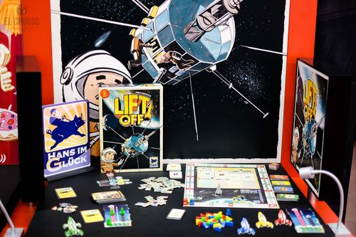 Board Game: Lift Off