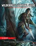 RPG Item: Wilderness Survival Guide