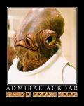 "Board Game: Admiral Ackbar ""It's a TRAP!"" GAME"
