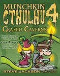 Board Game: Munchkin Cthulhu 4: Crazed Caverns