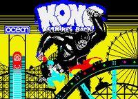 Video Game: Kong Strikes Back