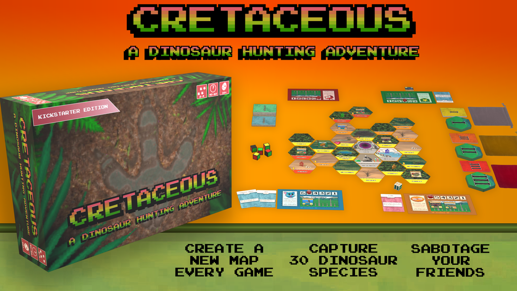 Hunting Adventure Layout