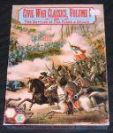 Board Game: Civil War Classics, Volume 1: The Battles of Pea Ridge & Shiloh
