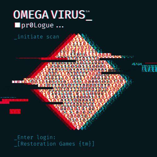 Board Game: Omega Virus: Prologue