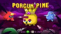 Video Game: Porcunipine
