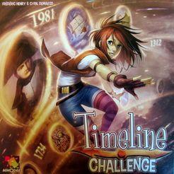 Timeline Challenge Cover Artwork